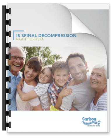 Carlson Chiropractic's Consumer Guide to Decompression Preview