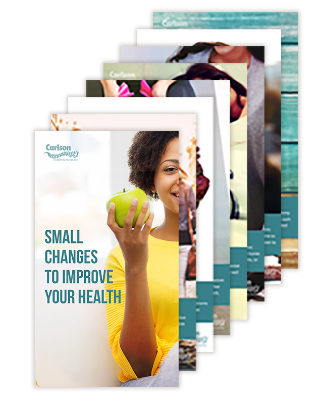 Small Changes to Improve Your Health